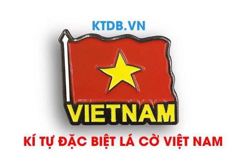 Cách tạo tên game Free Fire lá cờ Việt Nam cực kỳ đơn giản
